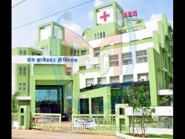 Total knee Replacement (TKR- Unilateral) in Sant Dnyaneshwar Hospital at Bhosari, Pune - 1/1