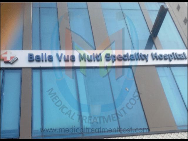 Unilaternal- TKR (Total knee Replacement) in Bellevue hospital in Andheri w - 2/2