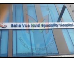 Unilaternal- TKR (Total knee Replacement) in Bellevue hospital in Andheri w