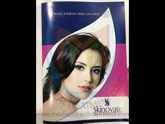 Upper Lip hair Removal at SKINOVATE in Pimple Saudagar, Pune - 2/4