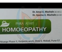 Homoeopathy Consultation By Dr Amol Machale at Kaspaste Wasti, Pune