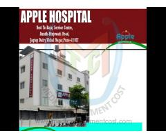 Normal Delivery at Apple Hospital in Pune - Image 1/3