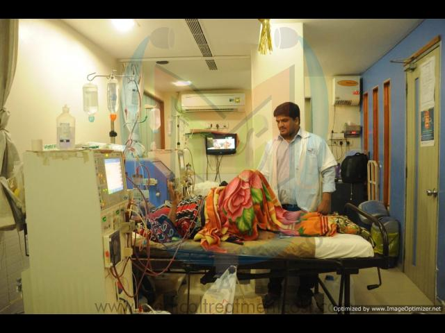 EXCISION OF PILONIDAL SINUS WITH PRIMARY CLOSURE AT SHRI SAI CLINIC HOSPITAL MUMBAI - 1/2