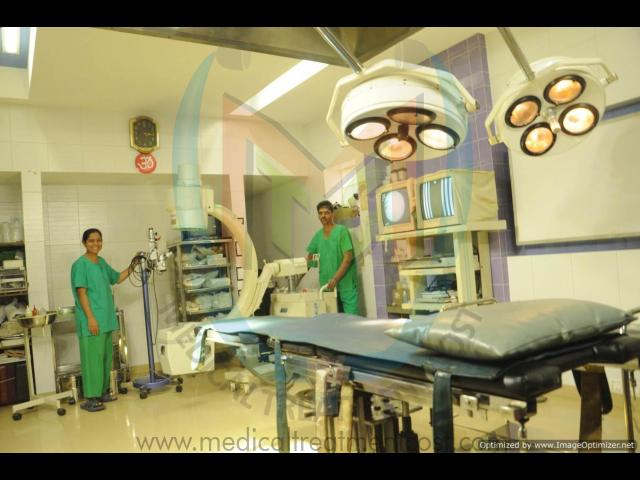 Arthroscopic Debridement and sinovectomy at Shree Sai clinic in Mumbai - 1/1